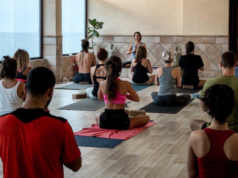 clase yoga canarias